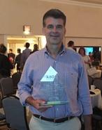 Paul with award 2